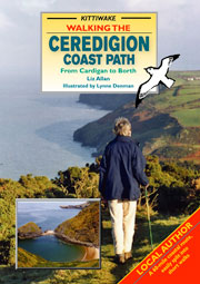 Walking the Ceredigion Coast Path
